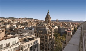 NH Collection Barcelona Gran Hotel Calderon 150