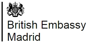 British Embassy Madrid Logo